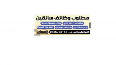 Photo of عروض توظيف من تاريخ 26 يناير 2020 – الموافق 1 جمادى الاخر1441