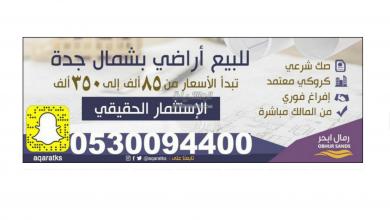 Photo of عروض عقارات من تاريخ 28 يونيو 2020 – الموافق 7 ذو القعدة 1441