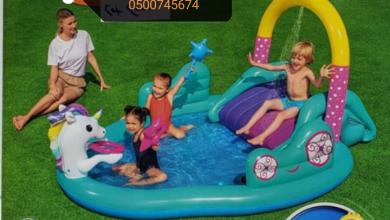 Photo of حوض سباحة للأطفال قابل للنفخ
